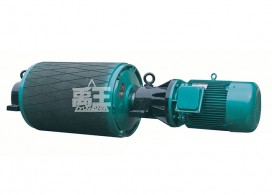 YZW型外装式减速滚筒